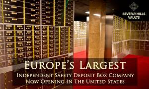 Safety Deposit Boxes Beverly Hills